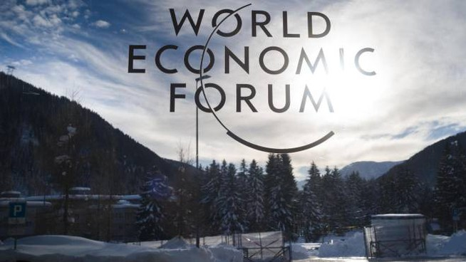 Davos, sede del World Economic Forum (Ansa Ap)