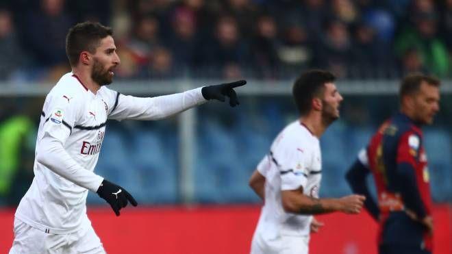 Borini esulta dopo il gol (Lapresse)