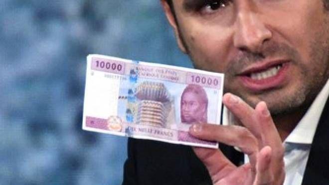Il franco CFA (Lapresse)