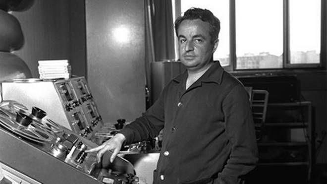 Gino Negri, pianista e direttore d'orchestra