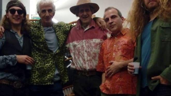 La Jug Band dalle Colline Metallifere