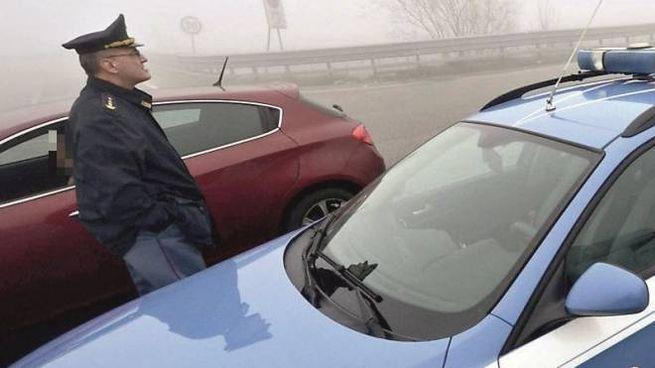Contromano in autostrada, la polstrada in azione sulla A31