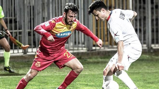 Ravenna: Salvatore Papa, autore del gol che ha riaperto il match contro la Triestina