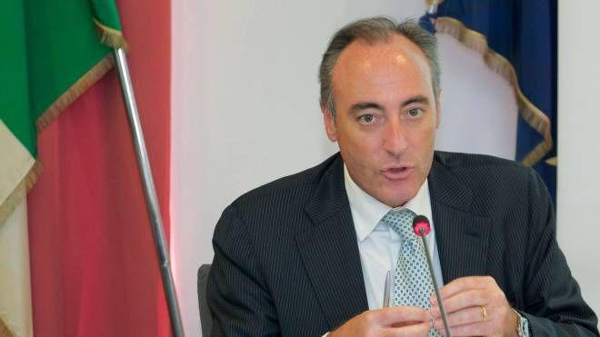 L'assessore regionale al Welfare, Giulio Gallera