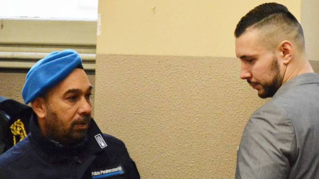 Vitaliy Markiv, accusato dell'omicidio di Andy Rocchelli