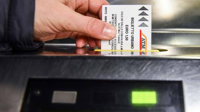 Biglietti di mezzi pubblici(Foto di archivio)