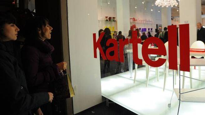 La crescita di Kartell, da 70 anni negozi di design made in ...
