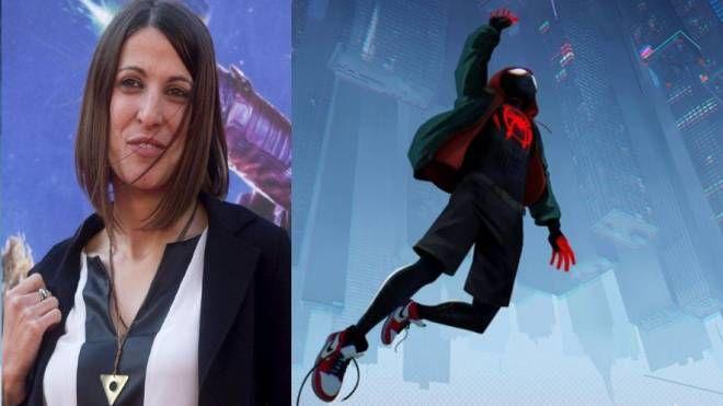 Sara Pichelli e il suo Spiderman