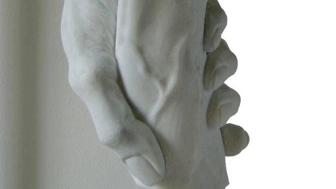 Un'opera di Elena Mutinelli