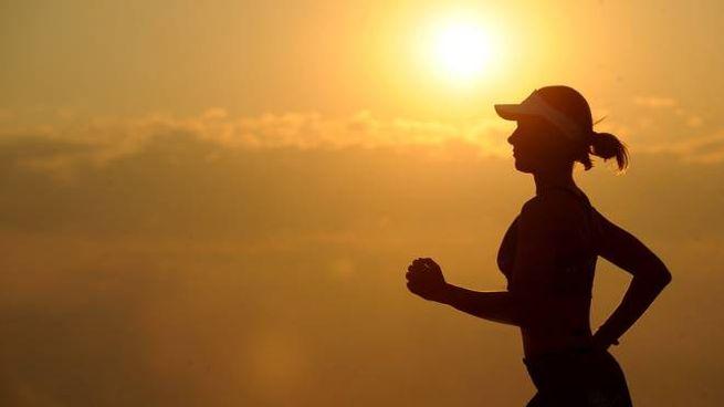 L'alimentazione è da curare per chi fa sport