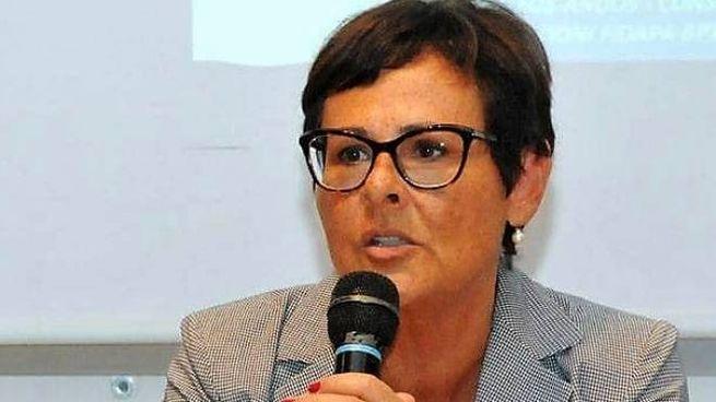 La vicepresidente regionale Anna Casini