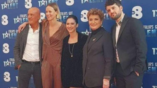 I giudici di Italia's got talent (Foto Instagram)