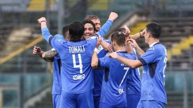 Il Brescia domenica sera cercherà di prolungare la sua serie positiva esterna a Pescara