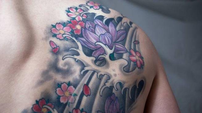Un tatuaggio
