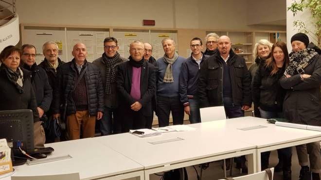 La riunione della Commissione