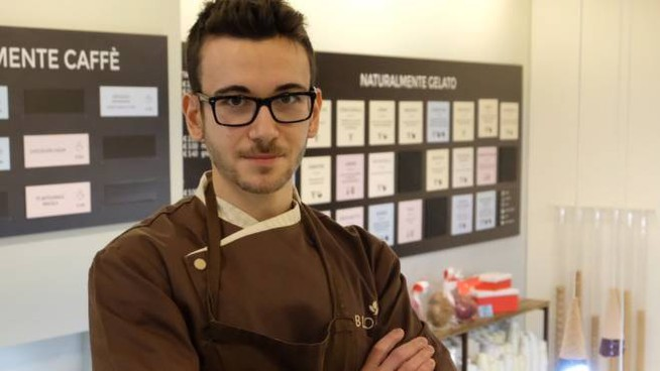 Gianluca Degani di Bloom (FotoFiocchi)