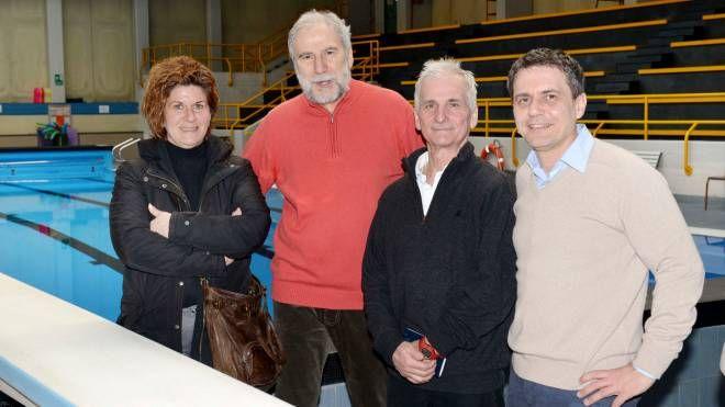 Silvia Guerra, Pierfranco Coinago, Gianluca Masetti e Roberto Maviglia
