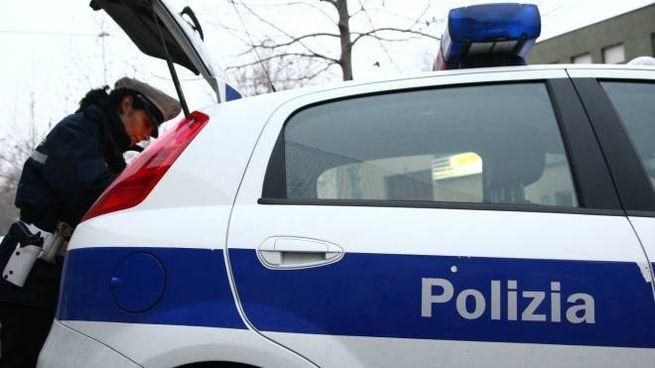 Multa sospesa a Sassuolo, nella foto di repertorio un vigile urbano (Fiocchi)