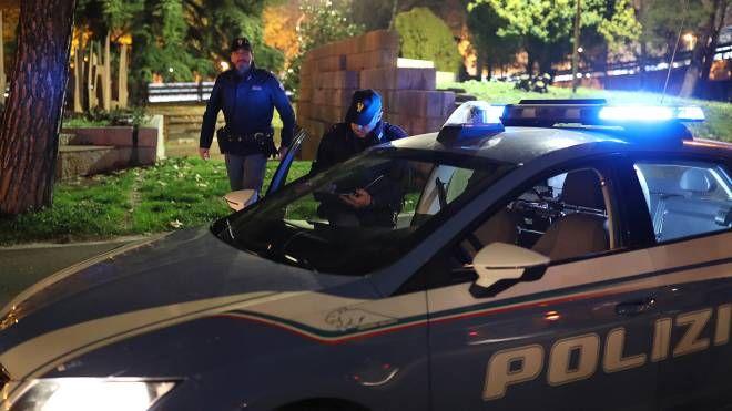 La polizia ha arrestato un presunto camorrista a Fano (Fotoprint di repertorio)