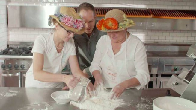 Food Advisor, Rugiati premia la piadina di Lella