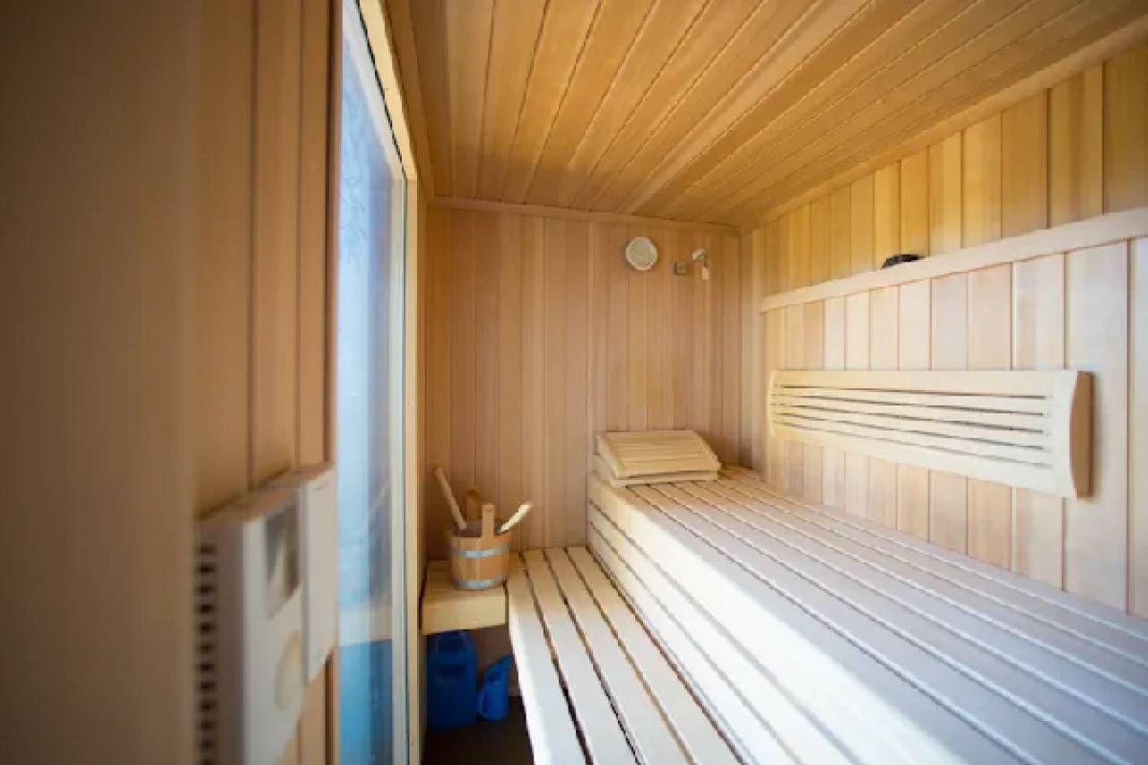 Sauna In Casa Consumi la sauna in casa - tempo libero - quotidiano