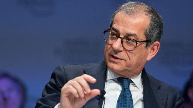 Giovanni Tria, ministro dell'Economia (ImagoE)