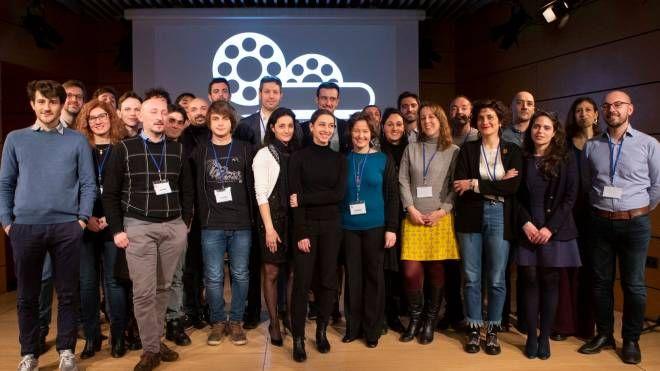 I giovani autori che hanno incontrato le case di produzione