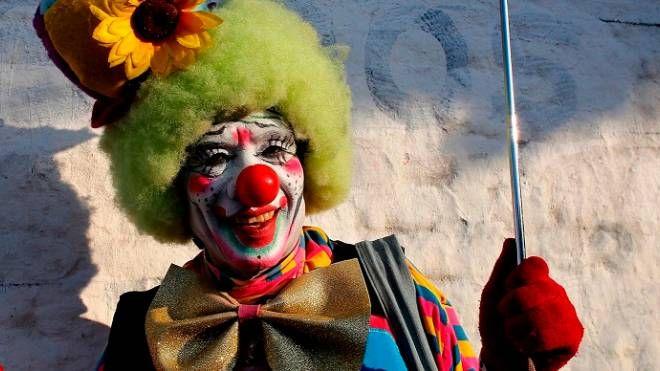 Un clown (foto di repertorio)