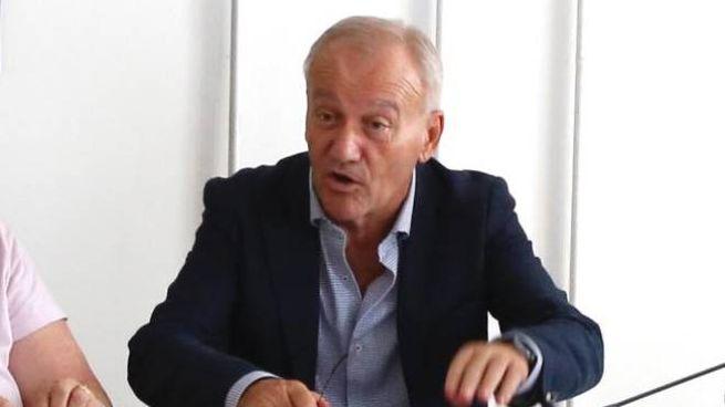 Il sindaco Gianfranco Concordati