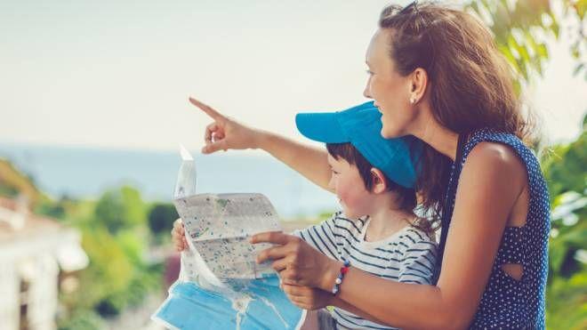 Organizzare un viaggio con i bambini non è facile