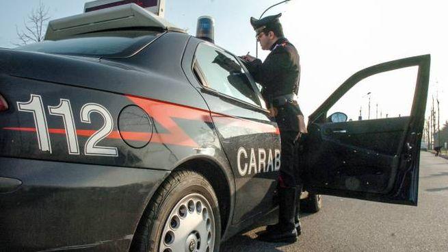 L'intervento a Mirandola è stato curato dai carabinieri