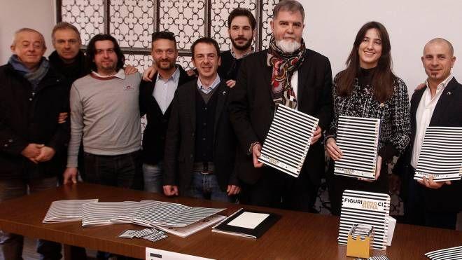 Il Comitato con Cerpi delle edizioni 'Il Leccio' che ha già ricevuto richieste da tutta Italia