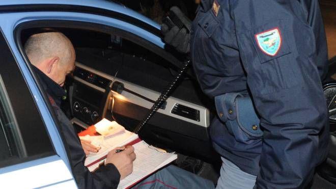 La polizia è intervenuta in piazza della Torre (foto d'archivio)