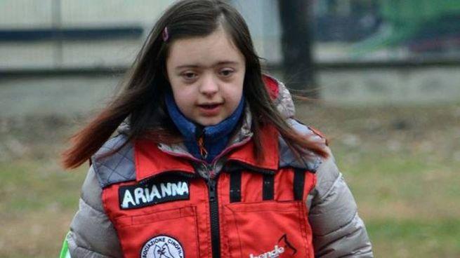 Arianna Ghilotti studentessa di 15 anni
