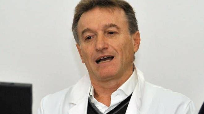 Giuseppe Ciarrocchi, responsabile del Servizio d'igiene dell'AV4