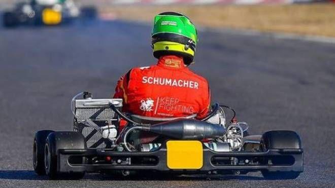 Mick Schumacher (Foto Instagram)