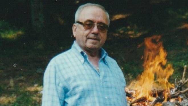 L'anziano Alfio Villani
