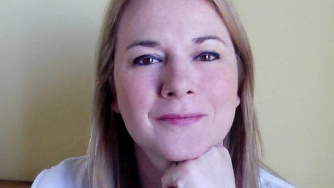 """Camilla Vivian, autrice de """"Mio figlio in rosa"""", tratto dal suo blog"""