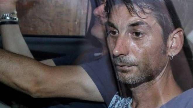 Dario Capecchi, in carcere per l'omicidio del padre e della matrigna