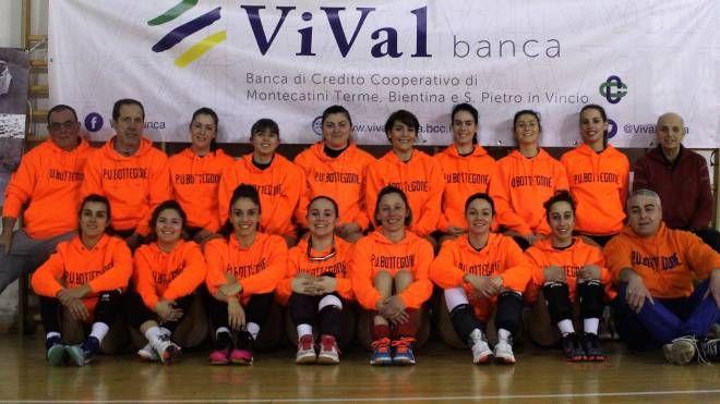 Il Progetto Volley Bottegone 2018-2019