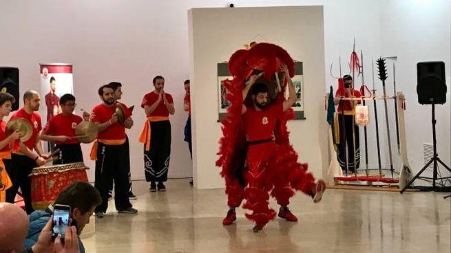 La danza del leone