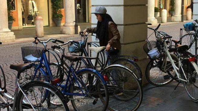 Rastrelliere per le biciclette