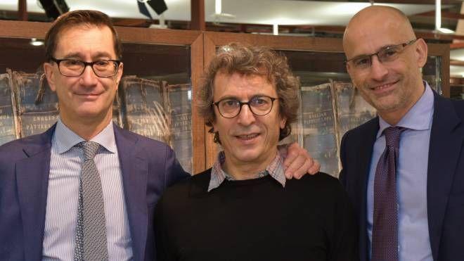 Stefano, Fabio e Andrea Albini