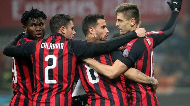 Milan-Cagliari (Ansa)