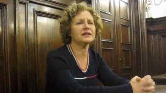 Il sottoprovveditore della Misericordia Giovanna Muraglia