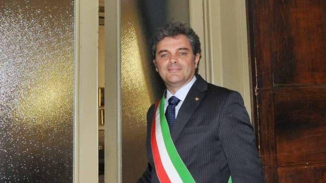 Il sindaco di Rovigo, Massimo Bergamin (Foto Donzelli)