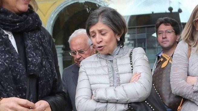 """Maria Paola Canegrati, la ex """"zarina"""" della sanità lombarda (Radaelli)"""