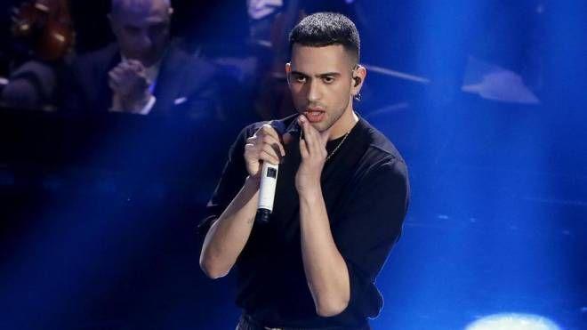Sanremo 2019, Mahmood (Ansa)
