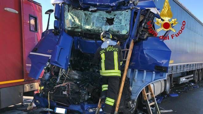 Il tragico incidente sull'A4 all'altezza di Pero