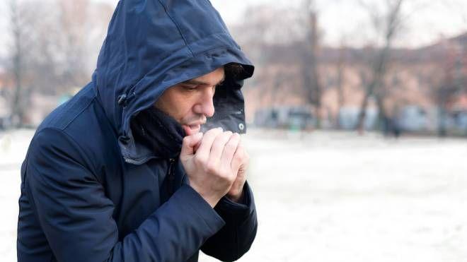 Il meteo della prossima settimana: freddo e vento (foto iStock)